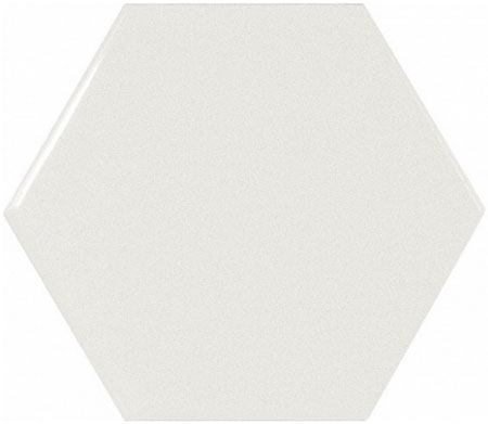 Hexagon White