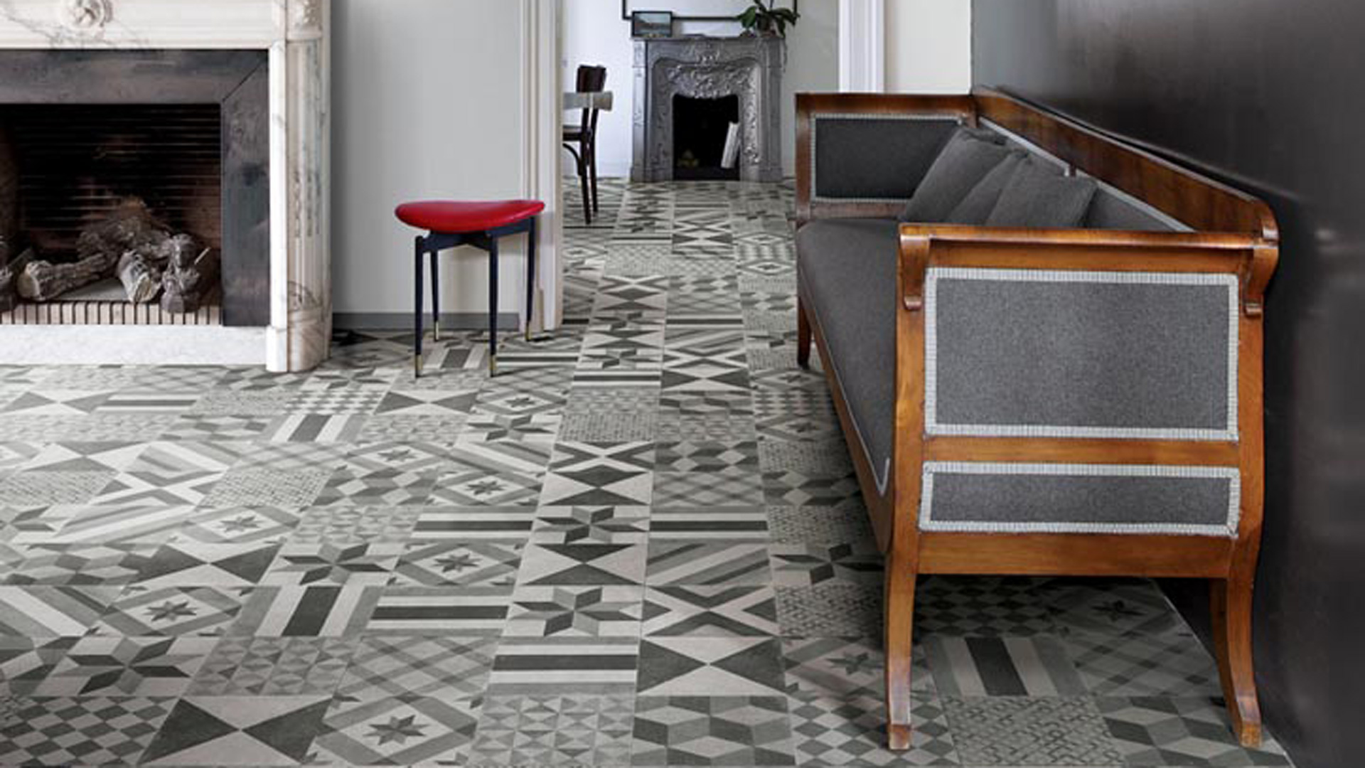 Terra deco grey silk коллекция fap ceramiche terra цена