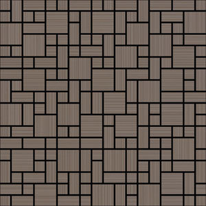 LOVE CERAMIC TILES  Mosaic Mocha Crunch