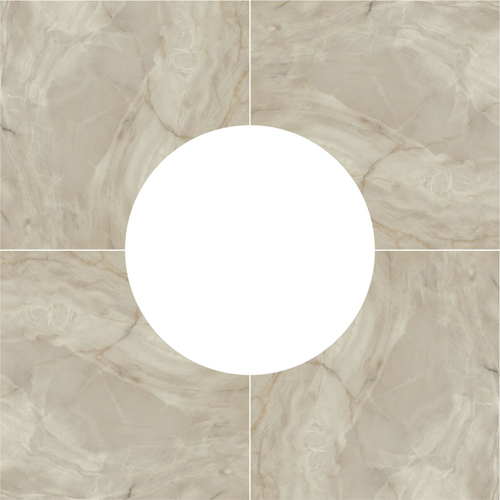 PORCELANITE DOS  5021 Base Roseton Gris