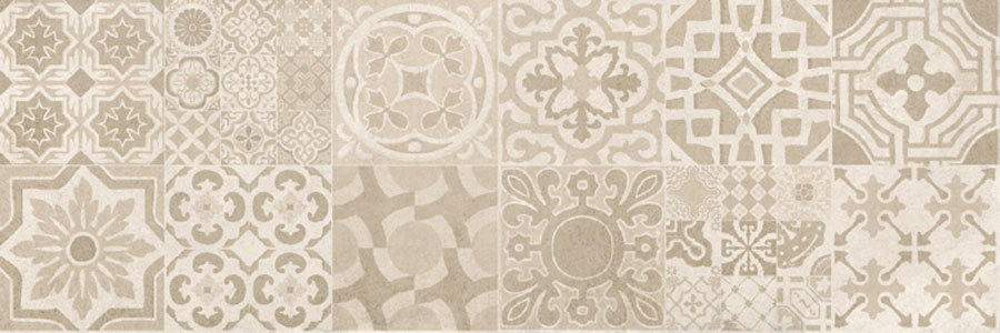 PORCELANITE DOS  9516 Rect  Natural Decor