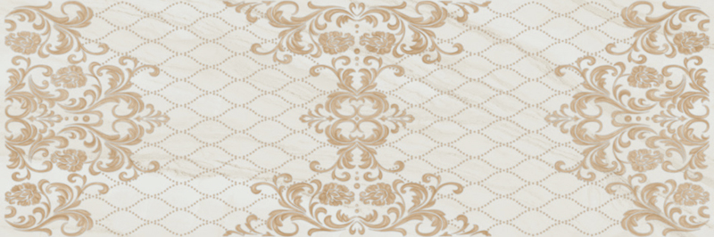 PORCELANITE DOS  1201 Beige Decor Rect