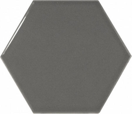Hexagon Dark Grey