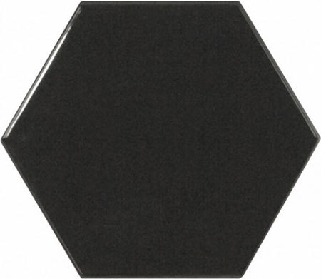 Hexagon Black