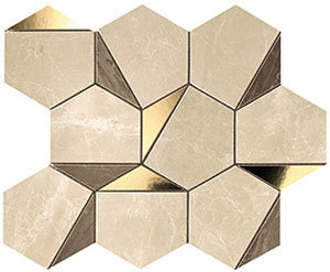 Marvel Gold Hex Sable Brown