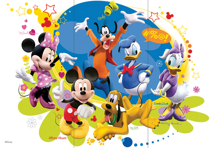 Mickeys Friends 3 A V R3060