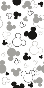 Disney Ears R3060 Black