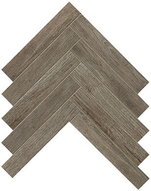 Arbor Grey Herringbone