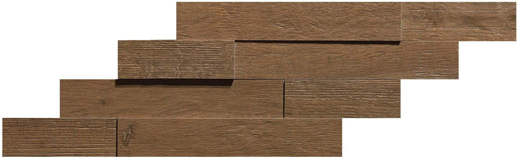 Axi Dark Oak Brick 3d