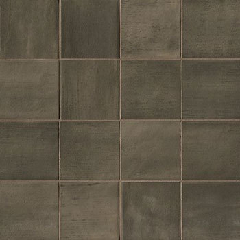 Brickell Brown Macromosaico Matt