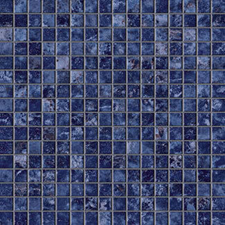 Marvel Dream Ultramarine Mosaic Q